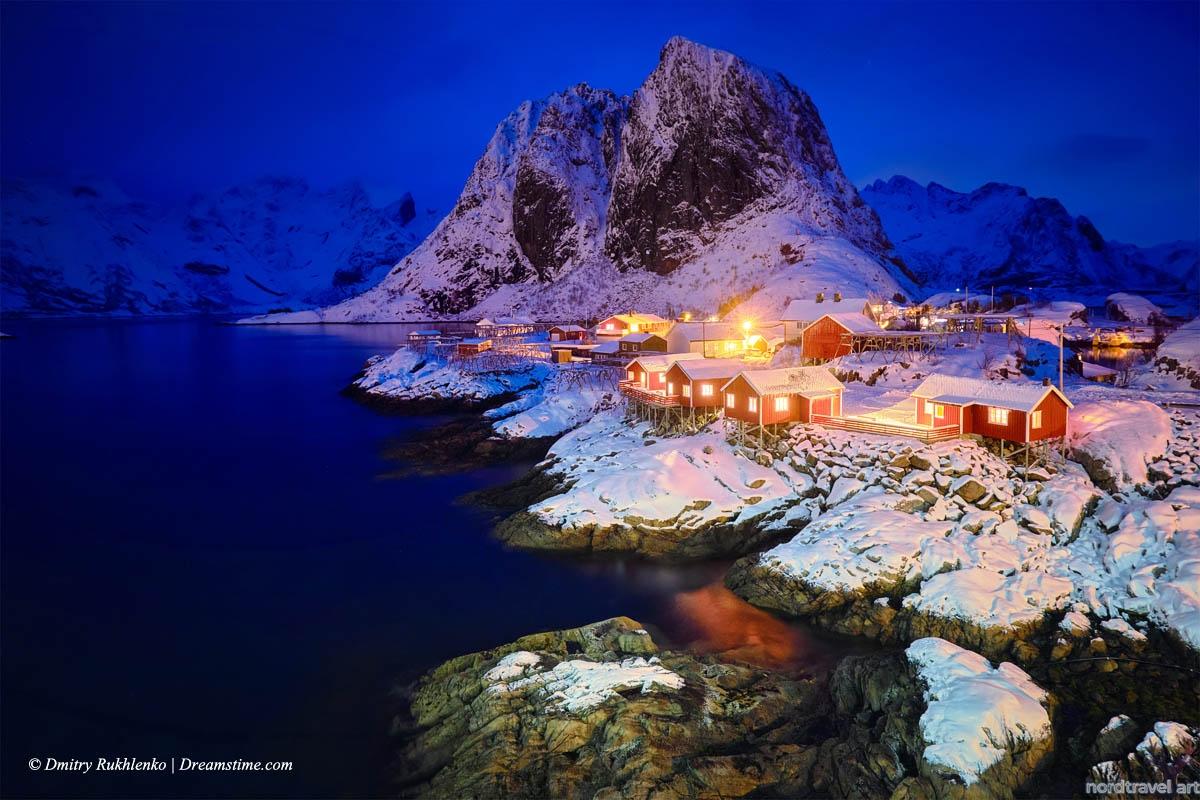 Норвегия. Лофотенские острова