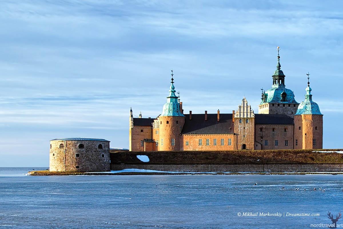Швеция. Кальмарский замок