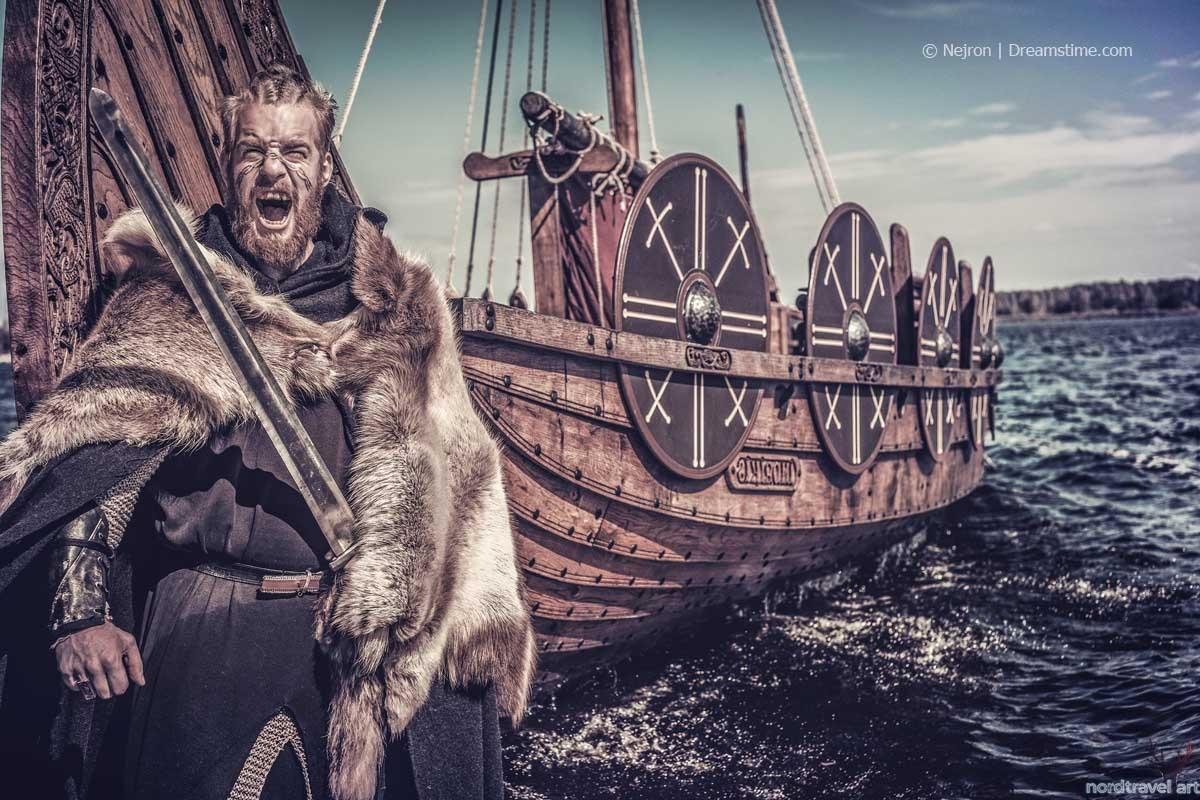 Крестовый поход викингов.
