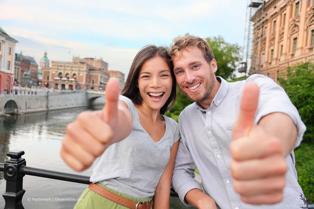 Молодая шведская пара выбирает кохаузинг